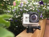 Cheap Action Camera 1080p GoPro style