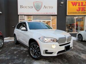2016 BMW X5 xDrive35i|NAV|B-UP-CAM|S-ROOF|LEATHER|NO ACCIDENT