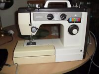 Sewing Machine Jones VX710