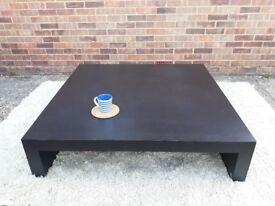 Big Black coffee table - used