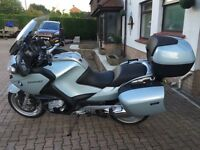 BMW R1200 RT SE full BMW service history loads of extras