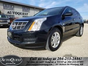2011 Cadillac SRX 3.0 Luxury - LOADED! HTD LEATHER, PANO SUNROOF