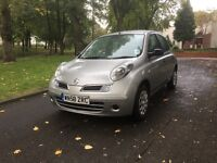 "2008 (58) NISSAN MICRA VISIA 1.2 PETROL ""FULL MOT + DRIVES VERY GOOD + MUST BE SEEN AND DRIVEN"""
