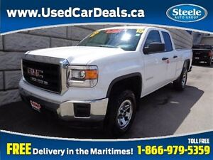 2015 GMC Sierra 1500 SL 5.3L 4X4 Extended Cab Fully Equipped