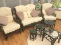 Cane Conservatory Furniture