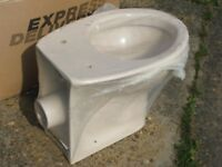 Ideal Standard Toilet Pan Bowl WC in Whisper Peach