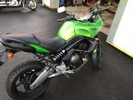 * Very Low Mileage * Kawasaki Versys 650 KLE (58 Reg)