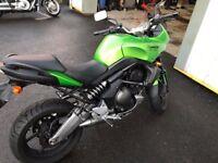 * Very Low Mileage * Kawasaki Versys 650 KLE (58 Reg)