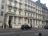Fully equipped office in Belgravia