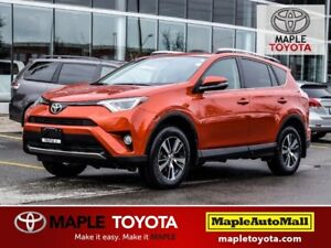 2016 Toyota RAV4 XLE BACKUP CAMERA HEATED SEATS MOONROOF