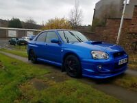 2003 Subaru impreza wrx . For sale with 10 months mot. Call or message for more info.
