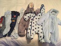Newborn outdoor clothes