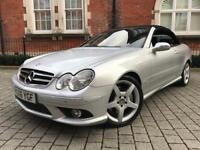 Mercedes-Benz CLK 3.0 CLK280 Sport Convertible Petrol 7G-Tronic **ONLY 2 OWNERS** PX WELCOME