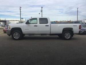 2013 Chevrolet SILVERADO 3500HD LT (Bluetooth, Tinted Windows, S Edmonton Edmonton Area image 9