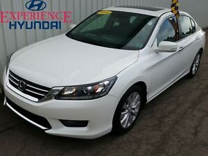 2014 Honda Accord EX-L V6 EX-L V6 6 SPEED WITH GREAT PERFO