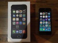 Apple iPhone 5s - 64GB - Space Grey (Unlocked) Smartphone iPhone5s