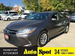 2015 Toyota Camry LE/ CLEAROUT!/PRICED FOR AN IMMEDIATE SALE !! Kitchener / Waterloo Kitchener Area image 1