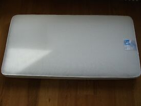 MOTHERCARE Airflow Pocket Spring COT BED MATTRESS + 7 Fitted Sheets, EXCELLENT CONDITION