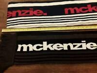 BNWOT 2 X McKenzie Scarfs