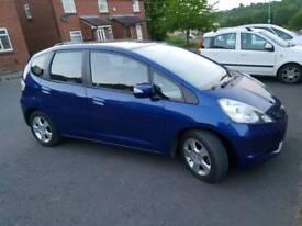 Honda jazz 1.4 petrol 5 door hatch back new shape/cheap to clear