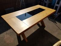 Solid wood dining table. FREE delivery in Derby
