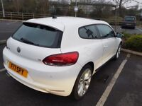 VW Scirocco 1.4 DSG Fully Loaded 2011