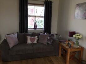 Corner sofa and 3 seater for sale