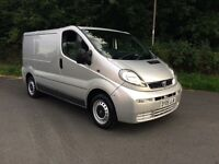 Great runner Vivaro with recent CAMBELT change, like PRIMASTAR or TRAFIC