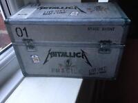 Metallica 'Live Shit Binge & Purge box set.