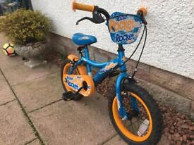 Kids Rocket bike 14 inch