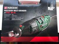 Parkside multi rotary tool - New / Sealed / Never used (like Dremel 4000)