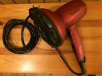 Bayliss curl diffuser hairdryer