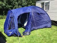 Vango 500 4 man tent