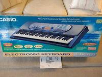 Casio CTK-571 electronic keyboard organ piano
