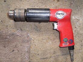Hand Held Pneumatic Drill