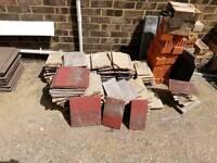 Roof tiles and facia tiles