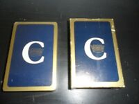 BA Concorde Vintage Playing Cards - mint sealed