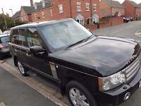Land Rover Range Rover SUV 2007 L322 3.6 TD V8 Vogue 5dr