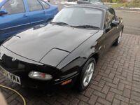 Mazda MX5 MK1 1995 - 1.8 Black UK spec