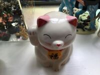Money box 2 types like new Lucky Frog and Lucky Cat