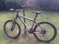 Specialized Hardrock mountain bike 17.5