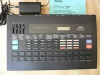 Yamaha RX7 Vintage Drum machine Mint condition