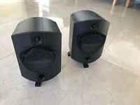 Bowers and Wilkins B&W Solid 5 monitor speakers. Excellent condition and little use since new.