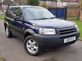Land Rover Freelander 2.0 TD4 ES Hard Top, FSH, Great Condition, Free Warranty