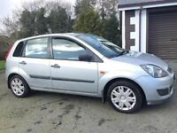 FORD FIESTA 1.25 STYLE 2006 ***ONLY 85000 MILES*** MOT OCTOBER 2017*** FULL SERVICE HISTORY***