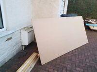 10 boards 18mm mdf boards 1200× 2400