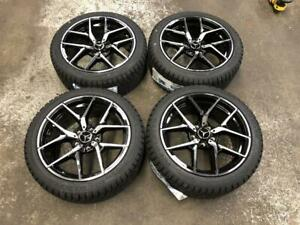 17 Mercedes Wheels and Winter Tire Package (MERCEDES C CLASS) Calgary Alberta Preview