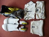Cricket equipment and clothes (Youths)