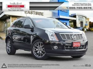 2015 Cadillac SRX INTEREST RATE AS LOW AS 0.9%
