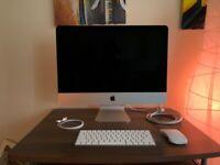 iMac 2019 1TB SSD Free AppleCare+ 21.5 inch 4K Retina Mint Condition